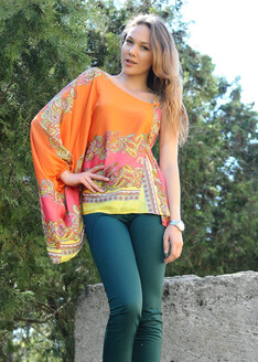 Bluza Eclipser Orange