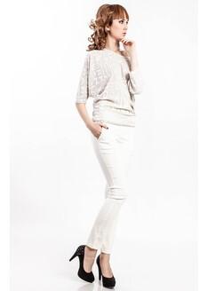 Bluza Lucy Argintie