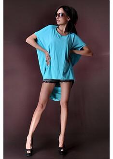 Bluza Sally Albastra
