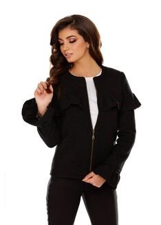 Jachetă Judith Neagră