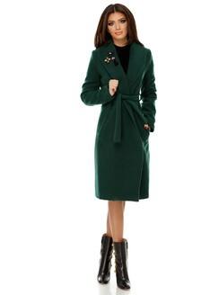 Palton Cezara Verde