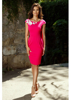 Rochie Anisia Ciclam