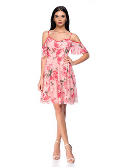 Rochie Holiday Corai