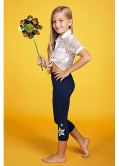 Colant fetite Stella Glitter