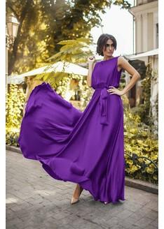 Rochie Jade Mov Ultraviolet